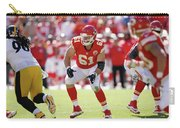 Kansas City Chiefs Carry-all Pouch