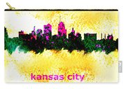 Kansas City Skyline 1 Carry-all Pouch