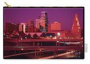 Kansas City Skyline 1991 Carry-all Pouch