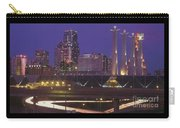 Kansas City Skyline 1998 Carry-all Pouch
