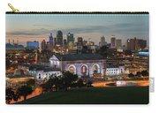 Kansas City Summer Sunset Carry-all Pouch