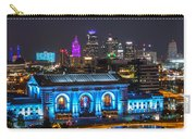 Kansas City Vibrant At Night Carry-all Pouch