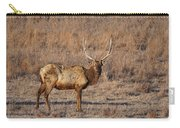 Kansas Elk Carry-all Pouch
