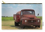 Kansas Gas Tanker Carry-all Pouch