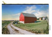 Kansas Landscape II Carry-all Pouch
