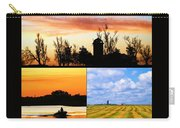 Kansas Scenes Carry-all Pouch
