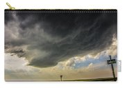 Kansas Storm Chasing 008 Carry-all Pouch