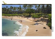 Kapalua Beach Resort Carry-all Pouch