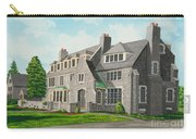 Kappa Delta Rho South View Carry-all Pouch