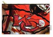Kareem Hunt, Kansas City Chiefs Carry-all Pouch