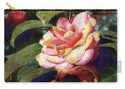 Karma Camellia Carry-all Pouch