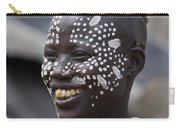 Karo Tribe Female Carry-all Pouch