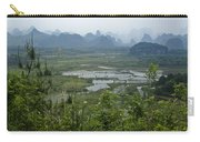 Karst Landscape Of Guangxi Carry-all Pouch