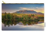 Katahdin At Sunset Carry-all Pouch
