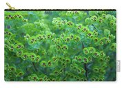 Kate Sinon Euphorbia Characias Carry-all Pouch