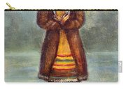 Kateri Tekakwitha Carry-all Pouch