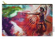 Kathak Dance 99u Carry-all Pouch
