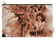 Kathak Dance On Tabla  Carry-all Pouch