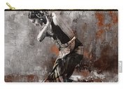 Kathak Dancer A1 Carry-all Pouch