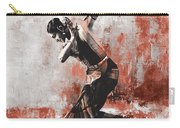 Kathak Dancer  Carry-all Pouch