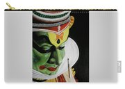 kATHAKALI PAINTING REALISTIC Carry-all Pouch