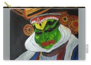 Kathakali Carry-all Pouch