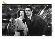 Katharine Hepburn Cary Grant Bringing Up Baby 1938-2015 Carry-all Pouch