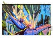 Kauai Bird Of Paradise Carry-all Pouch