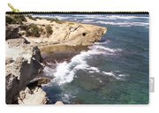 Kauai Coast With Shark Outcrop Carry-all Pouch