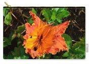 Kauai Hibiscus Carry-all Pouch