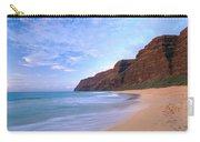 Kauai, Polihale Beach Carry-all Pouch