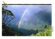 Kauai Rainbow Carry-all Pouch