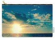 Kauai Sunset Carry-all Pouch