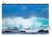 Kauai Waves Carry-all Pouch