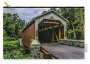 Kaufman Covered Bridge - Pa Carry-all Pouch