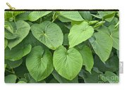 Kava Plants Carry-all Pouch