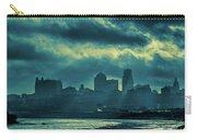 Kaw Point Kansas City Skyline Carry-all Pouch