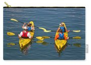 Kayakers In Bar Harbor Maine Carry-all Pouch
