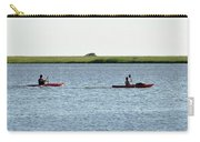 Kayaking Couple Carry-all Pouch