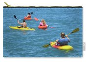 Kayaking Friends Carry-all Pouch