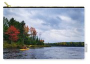 Kayaking In Autumn Carry-all Pouch