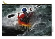 Kayaking In The Zone 3 Carry-all Pouch