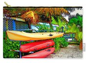 Kayaks In Paradise Carry-all Pouch