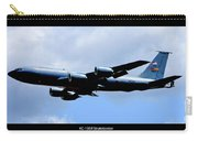 Kc-135r Stratotanker Poster Carry-all Pouch