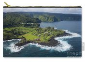 Keanae Peninsula Aerial Carry-all Pouch