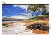 Keawakapu Beach - Mokapu Beach Carry-all Pouch