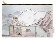 Kedarnath Jyotirling Carry-all Pouch
