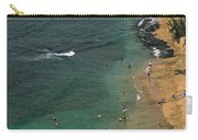 Ke'e Beach Overview Carry-all Pouch