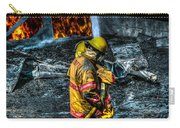 Keep Fire In Your Life No 8 Carry-all Pouch