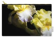 Keep Smiling Iris  Carry-all Pouch